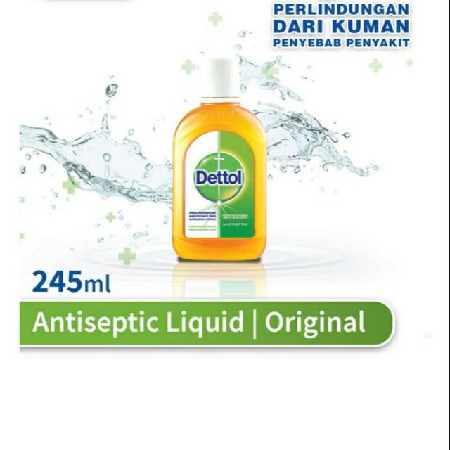 Dettol Antiseptic Liquid 245ml