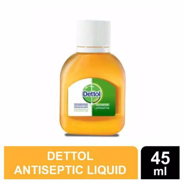 Dettol Antiseptic Liquid 45ml