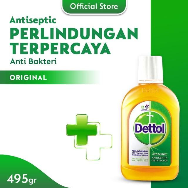 Dettol Antiseptic Liquid 495ml