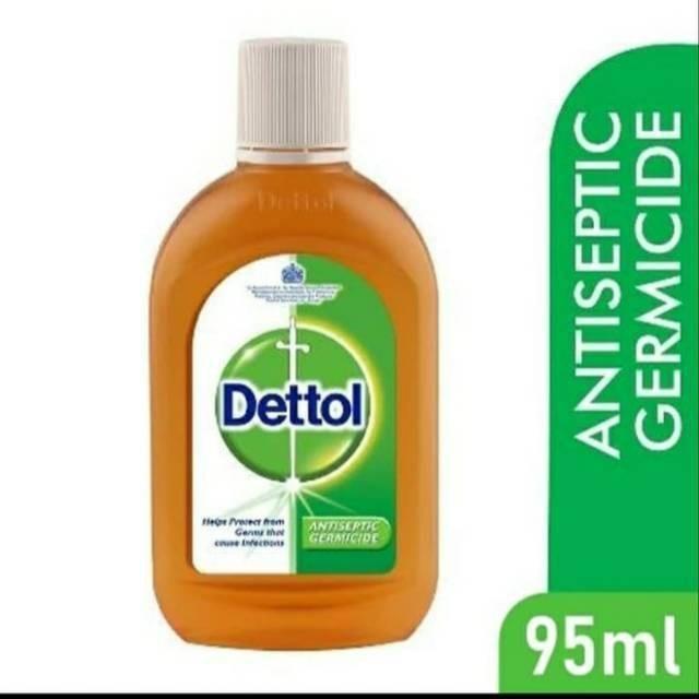 Dettol Antiseptic Liquid 95ml