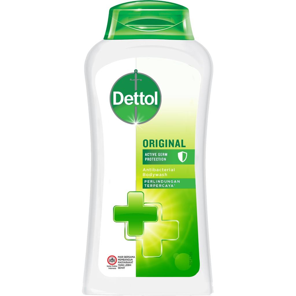 Dettol Bodywash Original 100ml
