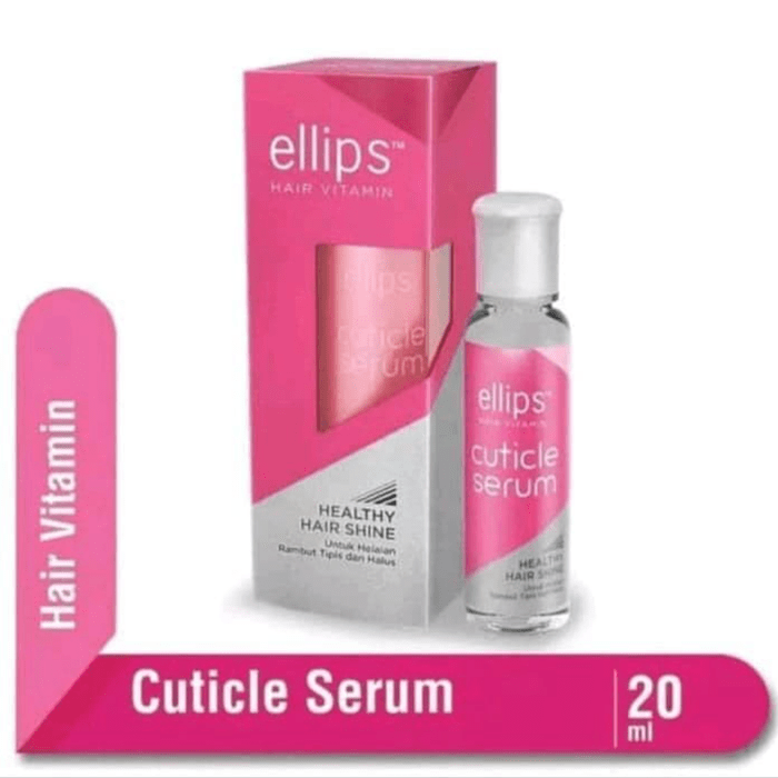 Ellips Hair Vitamin Cuticle Serum 20ml