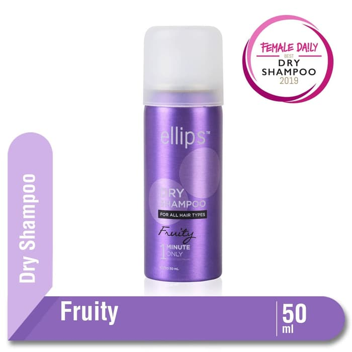 Ellips Dry Shampoo Fruity 50ml