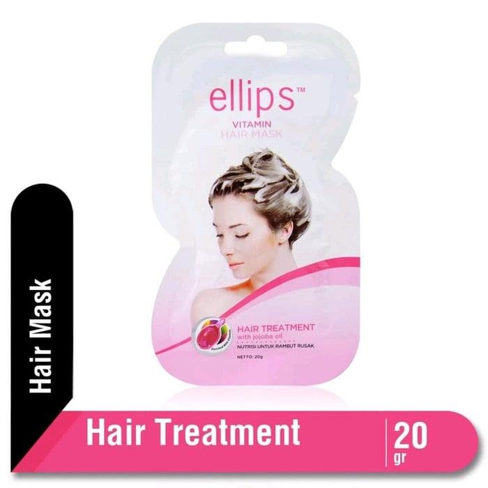 Ellips Hair Mask Hair Treatment 20g