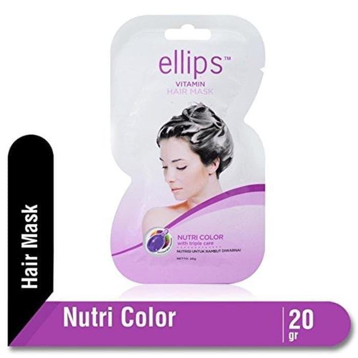 Ellips Hair Mask Nutri Color 20g