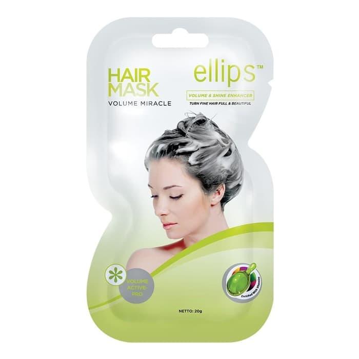 Ellips Hair Mask Volume Miracle 20g