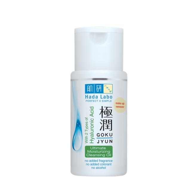 Hada Labo Gokujyun Ultimate Moisturizing Cleansing Oil 100 ML-2