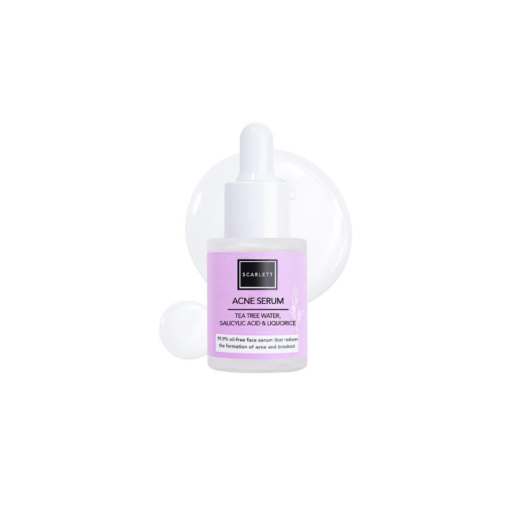 Scarlett Whitening Acne Serum 15ml-3