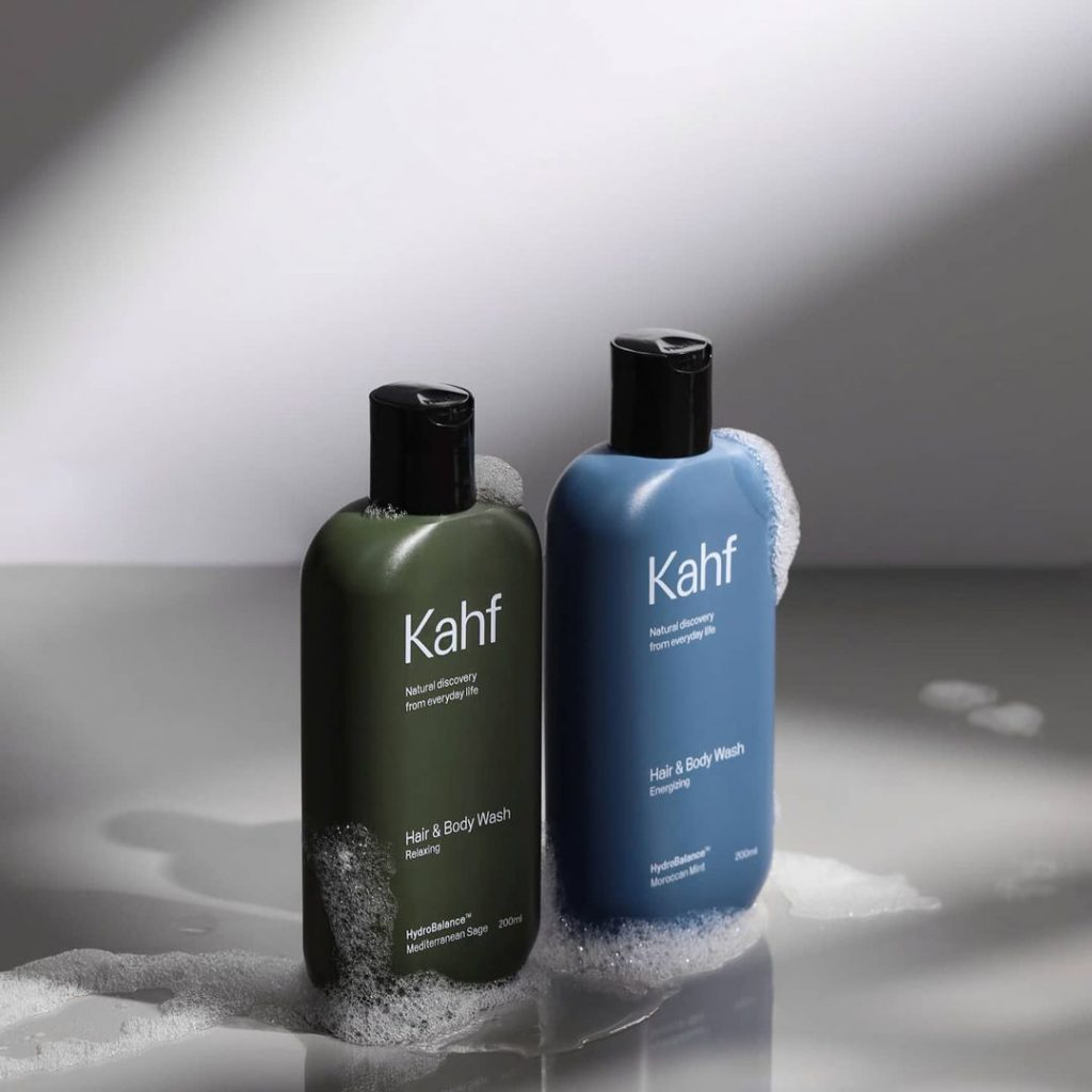 Kahf Hair and Body Wash