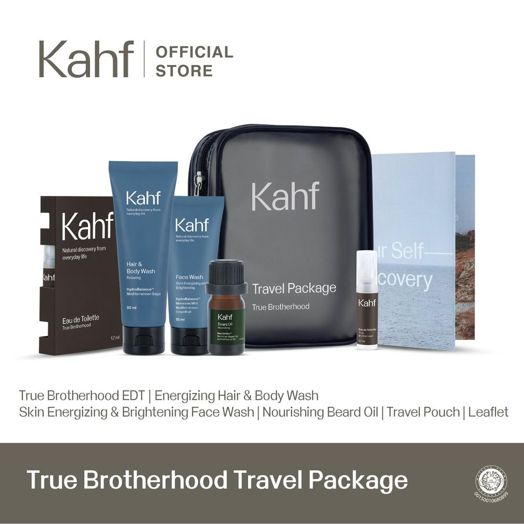 Kahf True Brotherhood Travel Package
