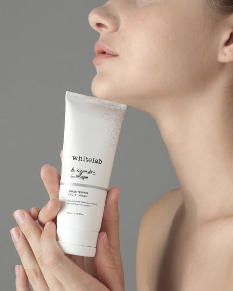 WhiteLab Brightening Facial Wash 100gr-1