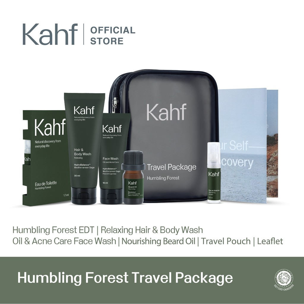 Kahf Humbling Forest Travel Package