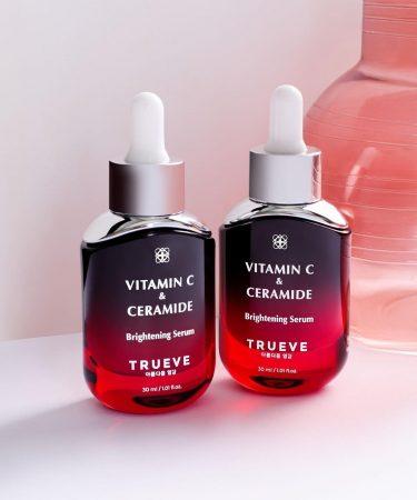 Trueve Vitamin C dan Ceramide Brightening Serum 30 ML-1