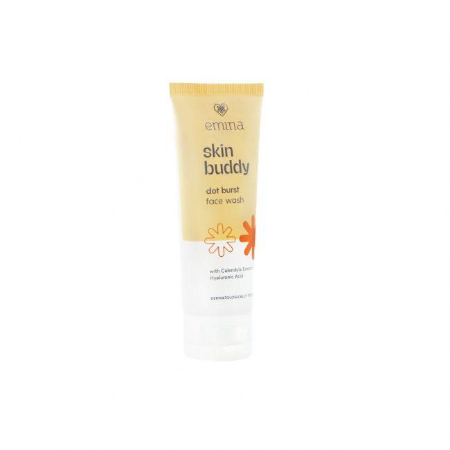 Emina Skin Buddy Dot Burst Face Wash 60 ml-1