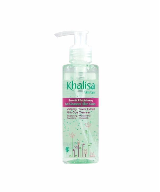 Khalisa Gel Cleanser Skin Oasis 135gr-1