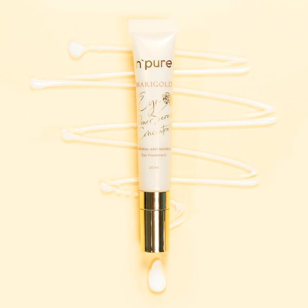 Npure Eye Power Serum Concentrate Marigold Series 1