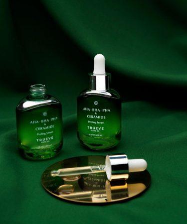 Trueve AHA - BHA - PHA & Ceramide Peeling Serum-1