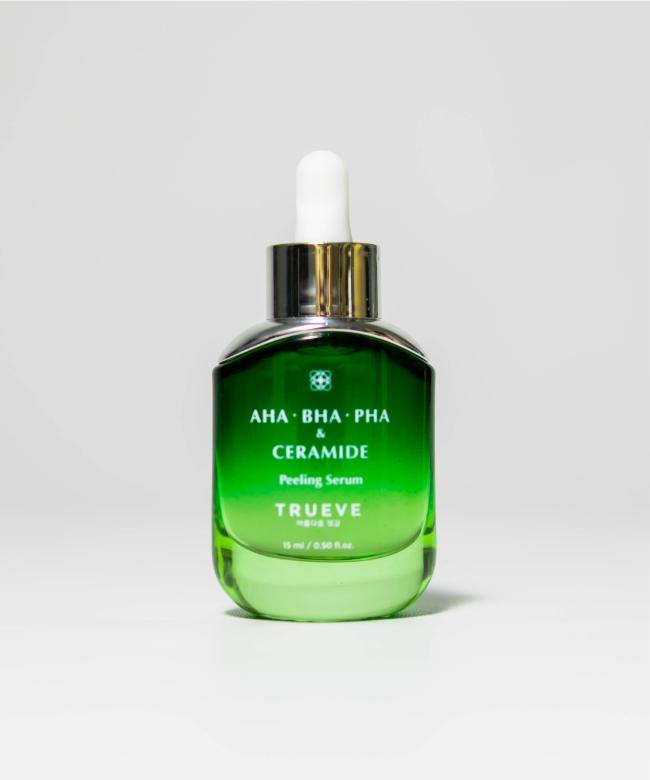 Trueve AHA - BHA - PHA & Ceramide Peeling Serum k1