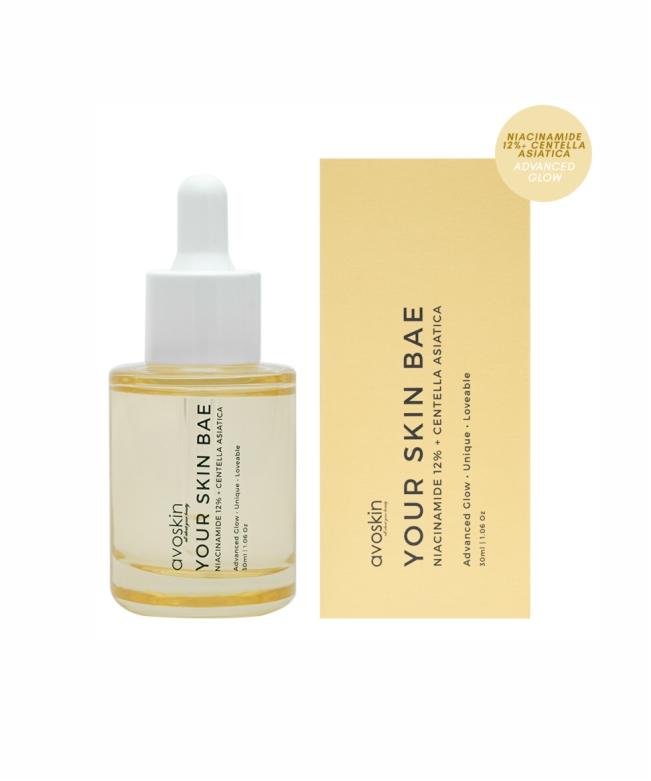 Avoskin Your Skin Bae Niacinamide 12% + Centella Asiatica-12