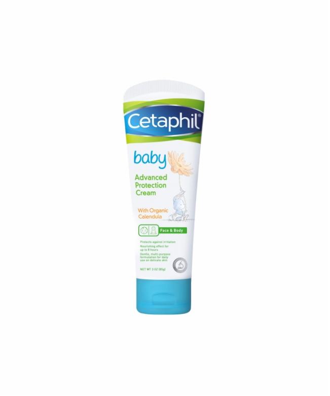 Cetaphil Baby Advanced Protection Cream with Organic Calendula 85g-5