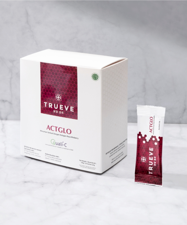 Trueve Actglo Collagen Drink 20 Sachet @5g