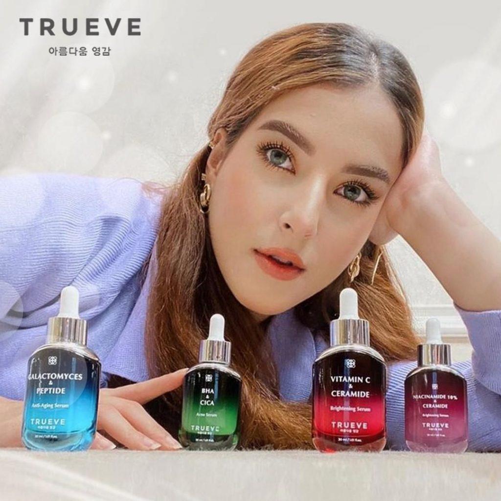 Produk Trueve untuk Segala Permasalahan Kulit Wanita Indonesia