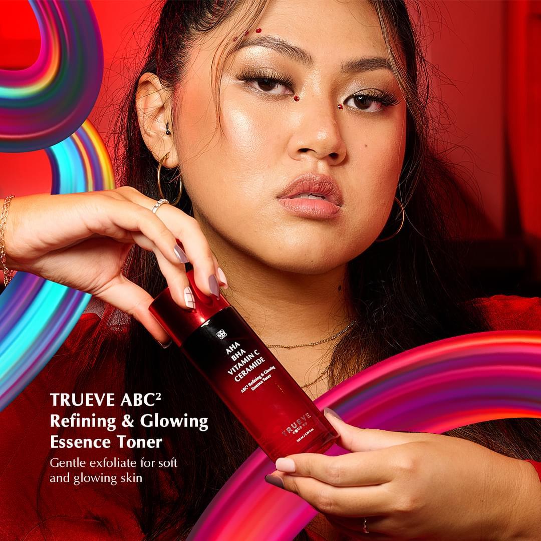 TRUEVE ABC² Refining & Glowing Essence Toner
