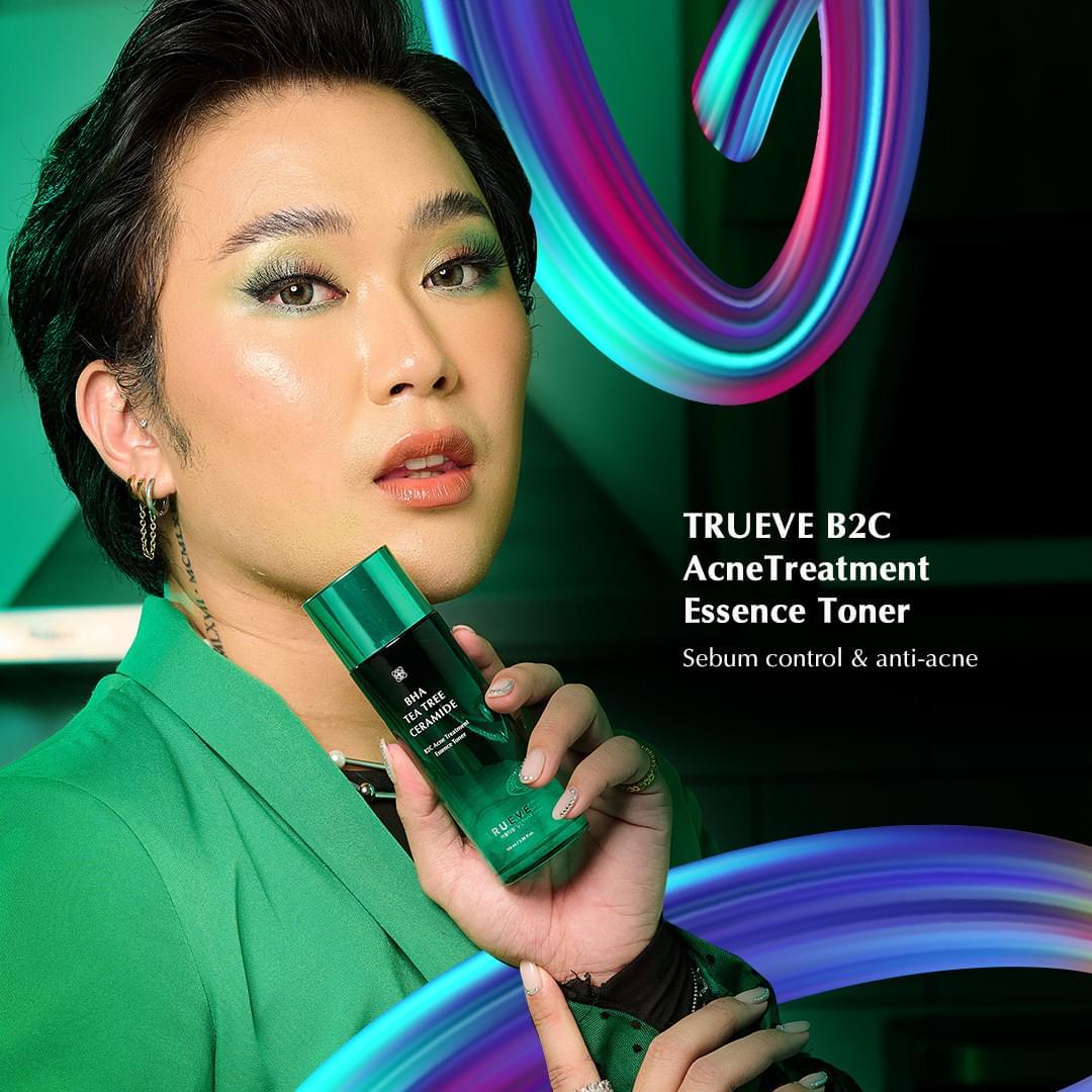 TRUEVE B2C Acne Treatment Essence Toner
