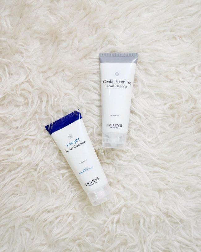 Trueve Facial Cleanser Gentle Foaming & Gentle Low pH 100gr-1-3