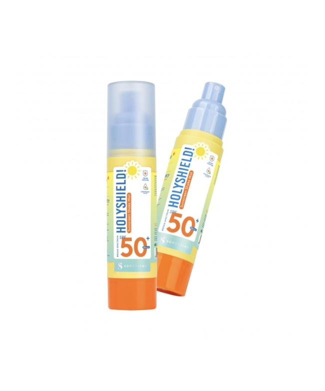 SOMETHINC Holyshield! Sunscreen Shake Mist SPF 50+ PA++++